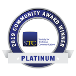 2019 Platinum Community Award